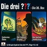 39/3er Box (Folgen 116,117,118)