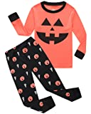 Boy Pajamas 100% Cotton Dinosaur Toddler Pjs Sleepwear Kids Clothes Pant Set