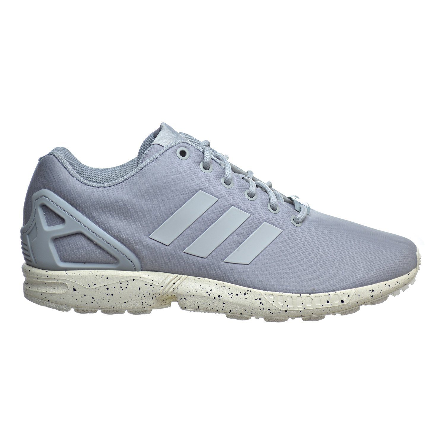 4afb521ab36d5 adidas Originals Men s zx Flux Fashion Sneaker Clear Onix Grey Chalk White  11.5 M