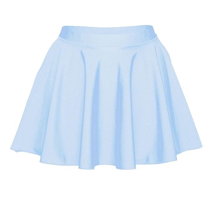 Starlite Falda circular de nailon y licra: Amazon.es: Ropa y ...