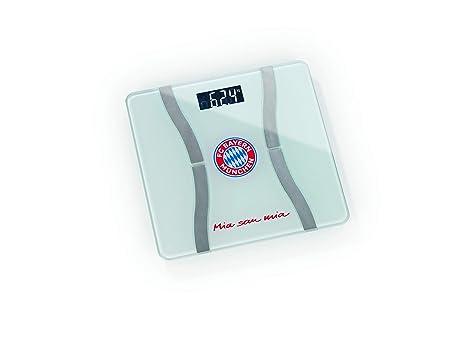 FC Bayern Múnich – Báscula de análisis corporal con Bluetooth® & la Salud de aplicación
