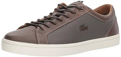 3f710340f2d15d Lacoste Men s Straightset Sneakers