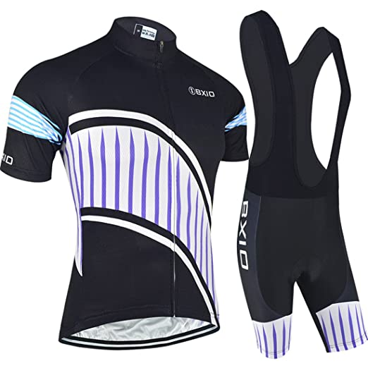 BXIO Cycling Jersey Sets Bike Racing Clothes Short Sleeve Summer Bicycle  Clothing Ropa Ciclismo Hombre Verano ed78b7689