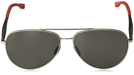 74e3a78b47 BOSS by Hugo Boss 0938/s - anteojos de sol polarizadas para hombre (62 mm),  color gris: Amazon.com.mx: Ropa, Zapatos y Accesorios