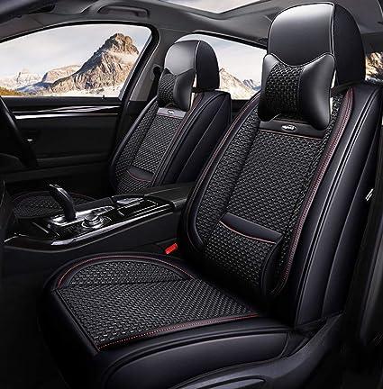 Cubierta de asiento negro sin Toyota Auris