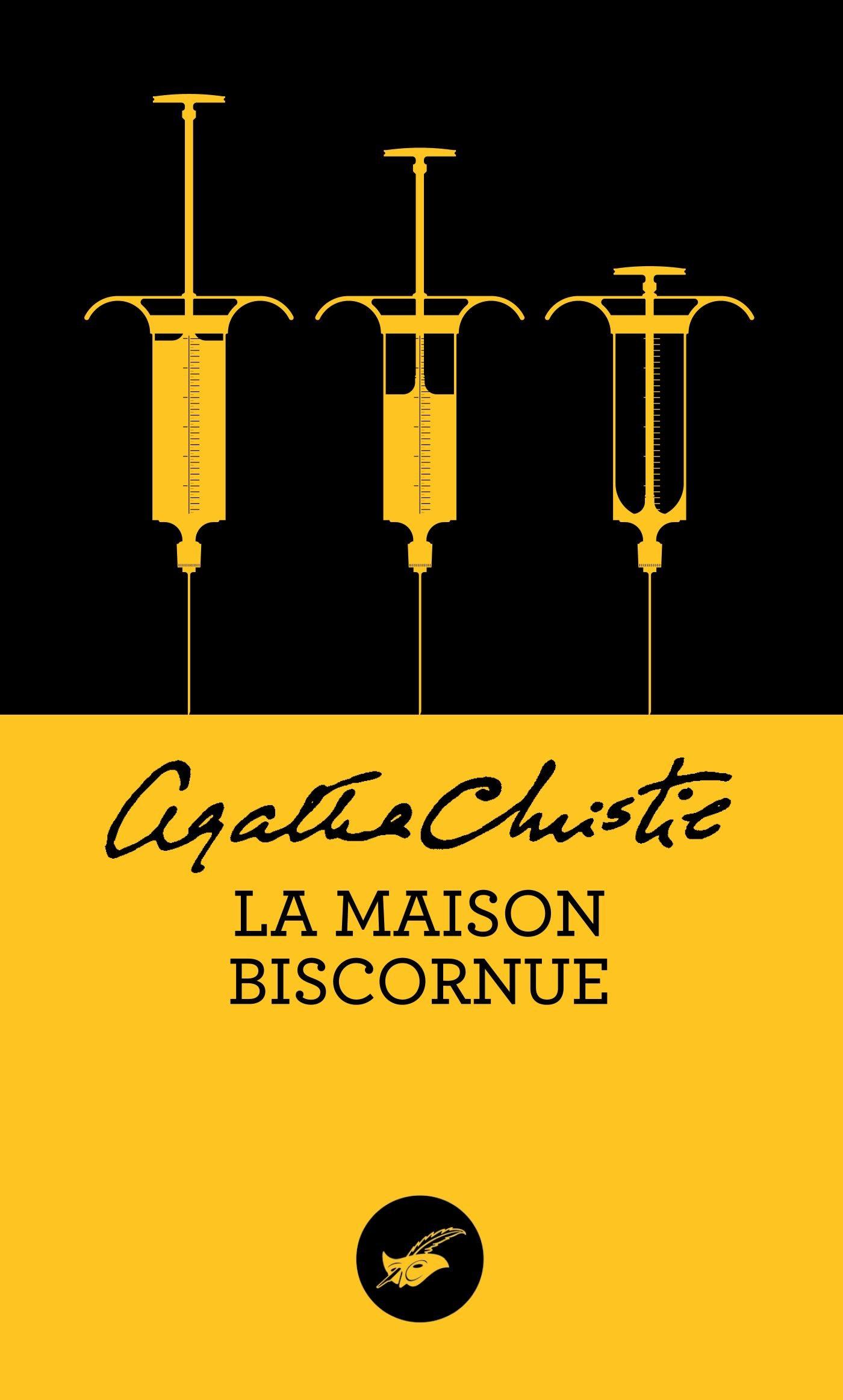 La maison biscornue (Nouvelle traduction révisée) (Masque Christie