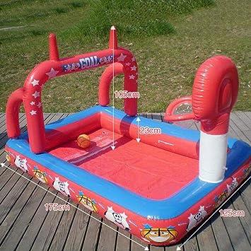 Amazon.com: Xxl-Vibrador inflable piscina de remo, centro de ...