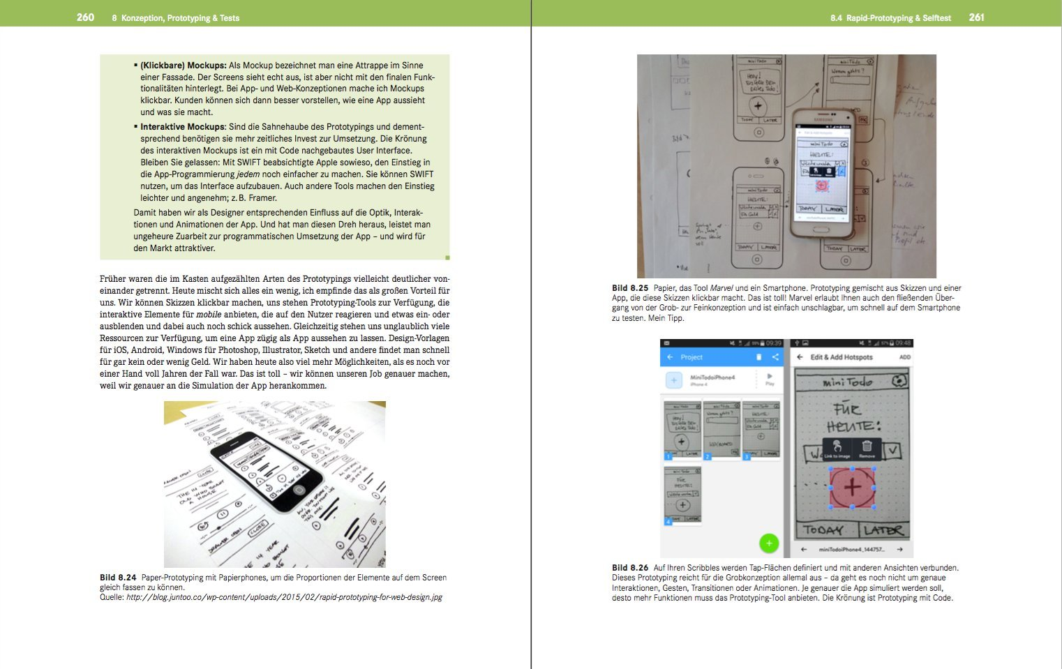 Apps machen: Der Kompaktkurs für Designer: Von der Idee bis zum ...