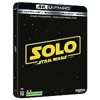 Solo : a Star Wars story - steelbook 4K + 2D + bonus [Blu-ray]