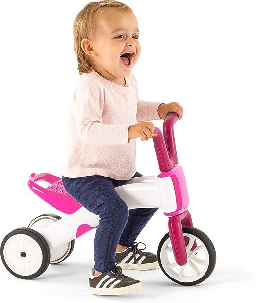 Amazon.com: Chillafish Bicicleta de equilibrio gradual y ...