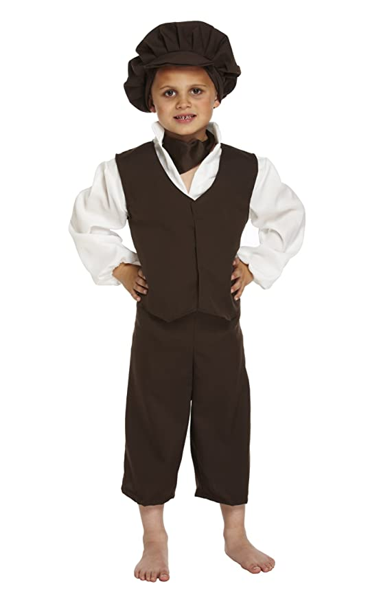 Vintage Style Children's Clothing: Girls, Boys, Baby, Toddler Victorian Boy Age 10-12 $22.99 AT vintagedancer.com