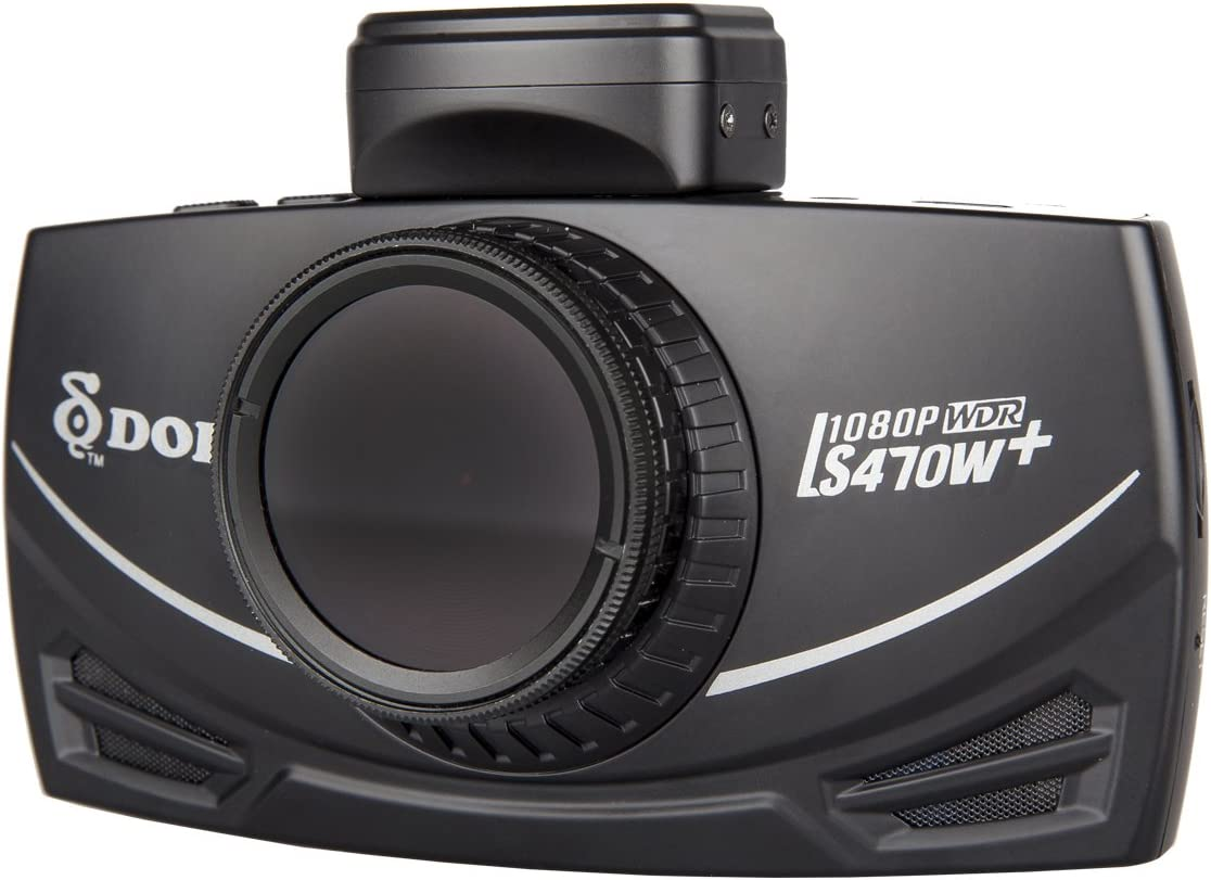DOD TECH DOD-LS470W LS Sony Exmor Powered Full HD Dash Camera with WDR Technology /& GPS Logging