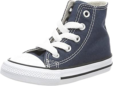 Star Hi Baby Toddlers Sneakers Blue