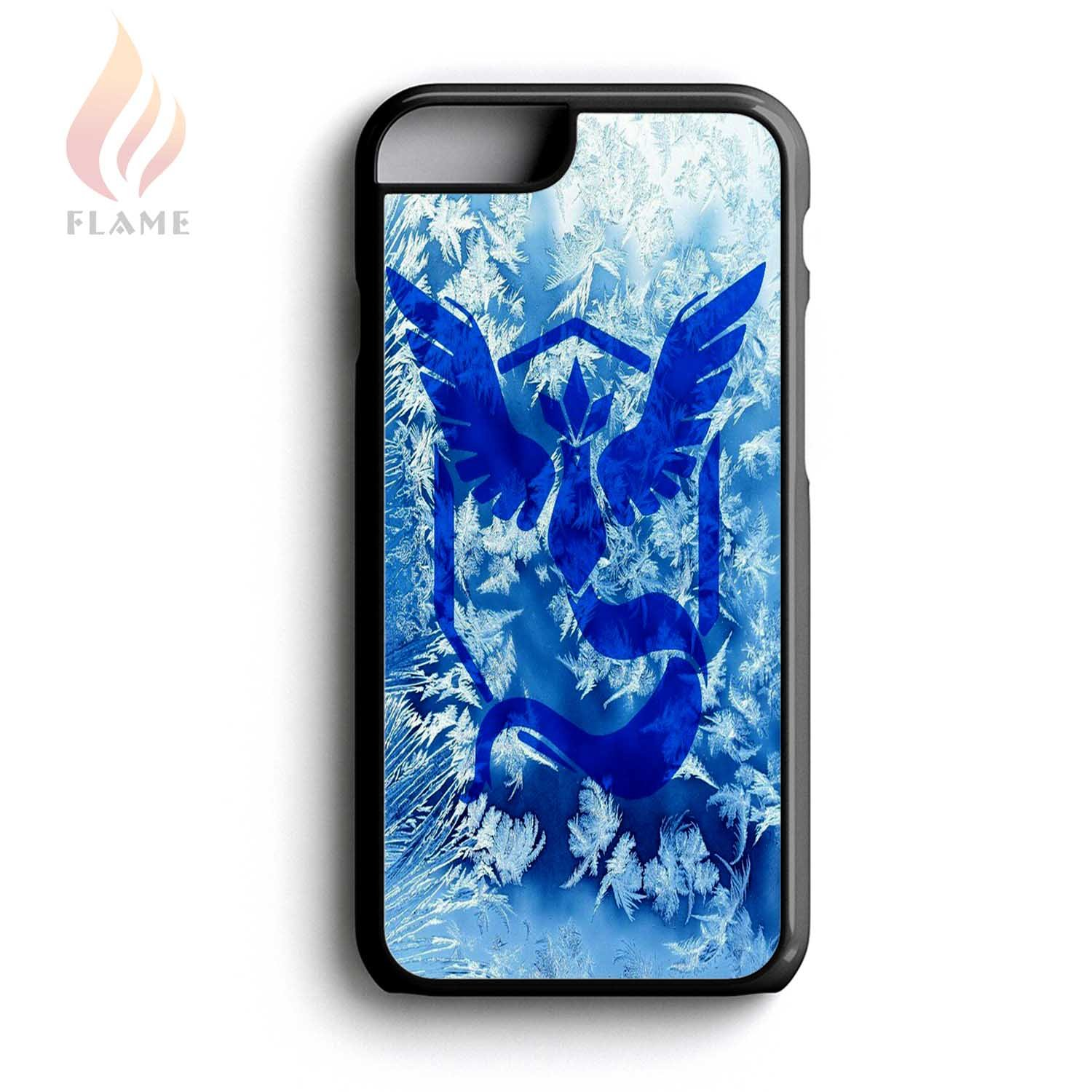 Gebleg Pokemon Go Team Mystic Wallpaper For Iphone 6 Plus Case