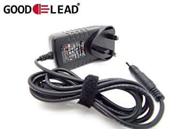 GOOD LEAD 6V Sony XDR S40DBP DAB Radio UK Mains Power Supply Adapter Cable NEW UK SELLER