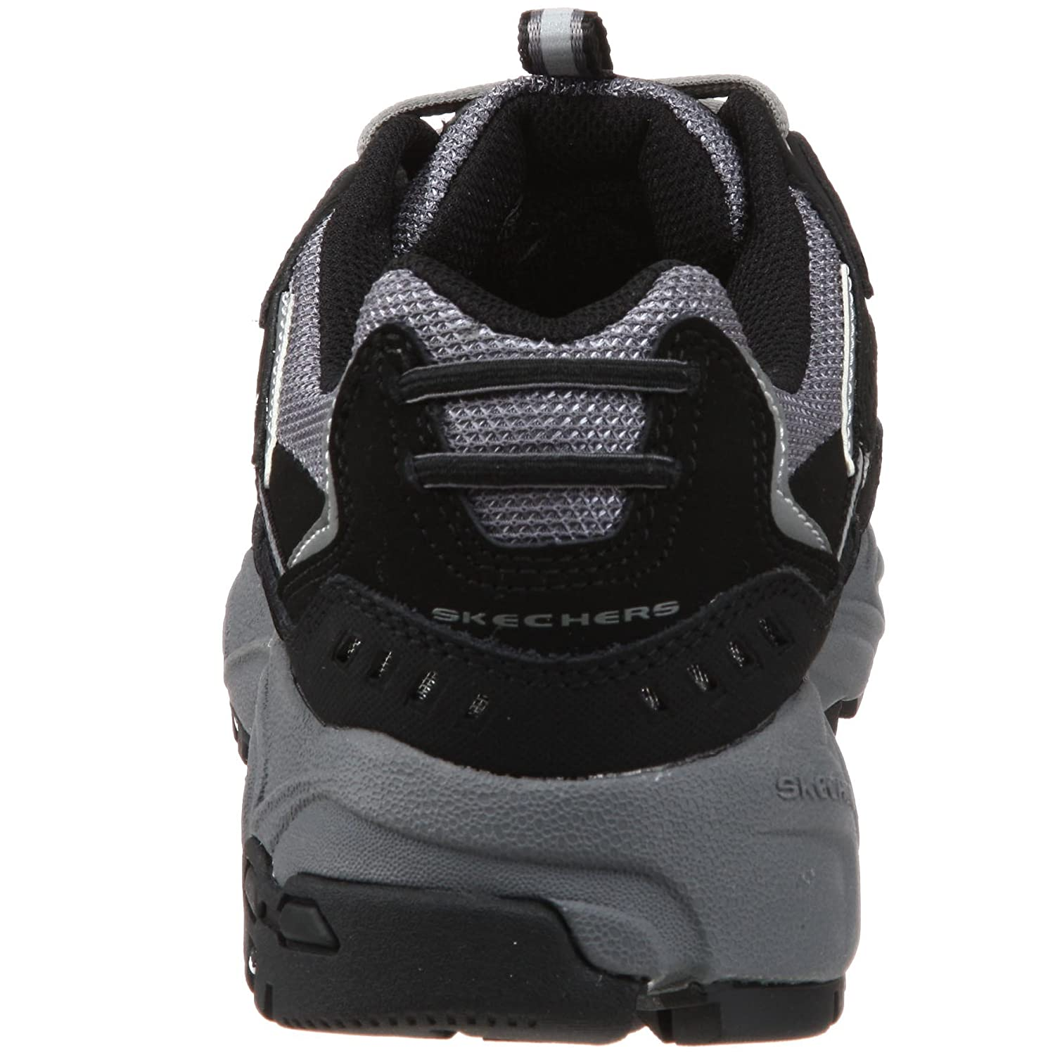 Skechers Sport Mens Stamina Nuovo Cutback Lace-Up Sneaker