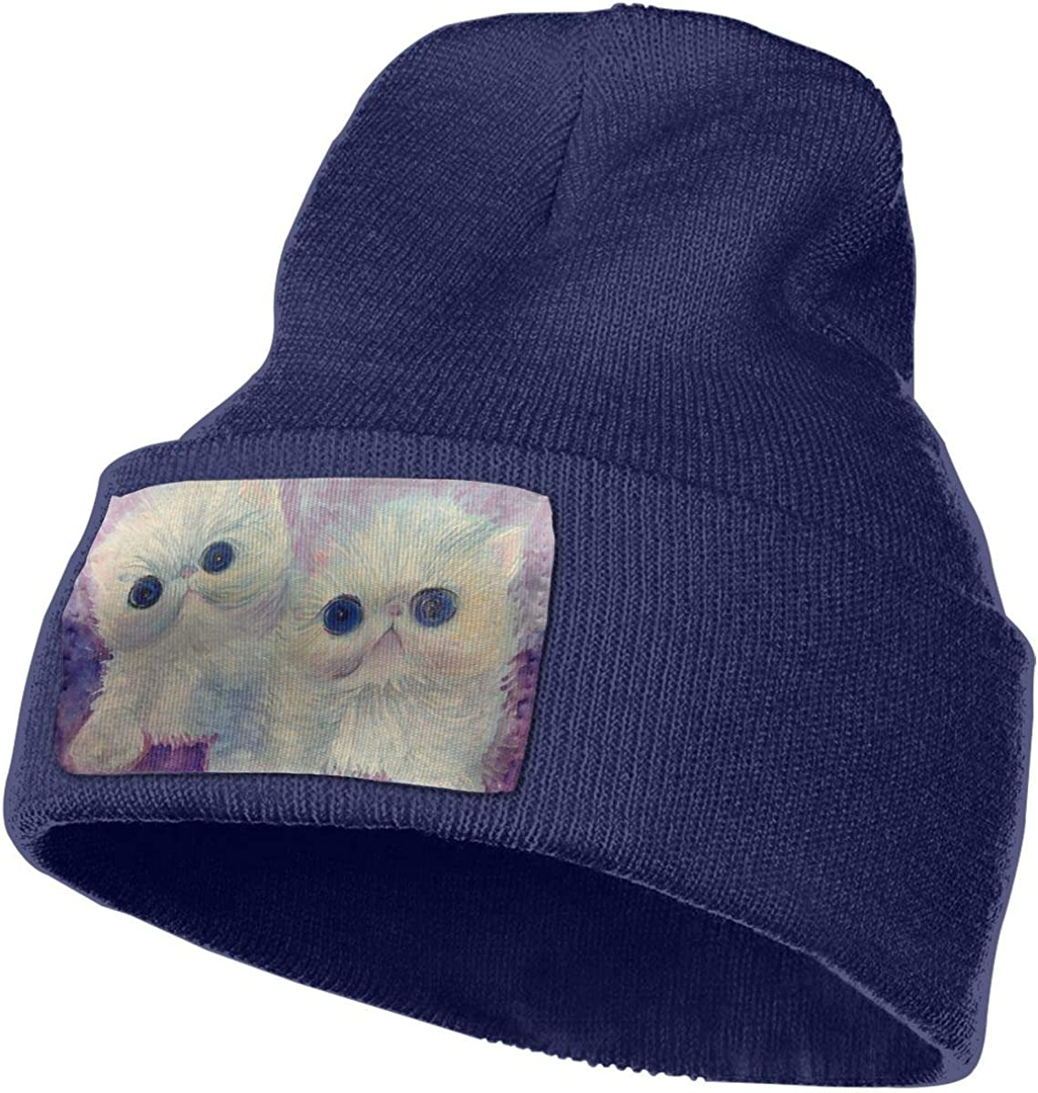 JimHappy A Friends for Life Hat for Men and Women Winter Warm Hats Knit Slouchy Thick Skull Cap
