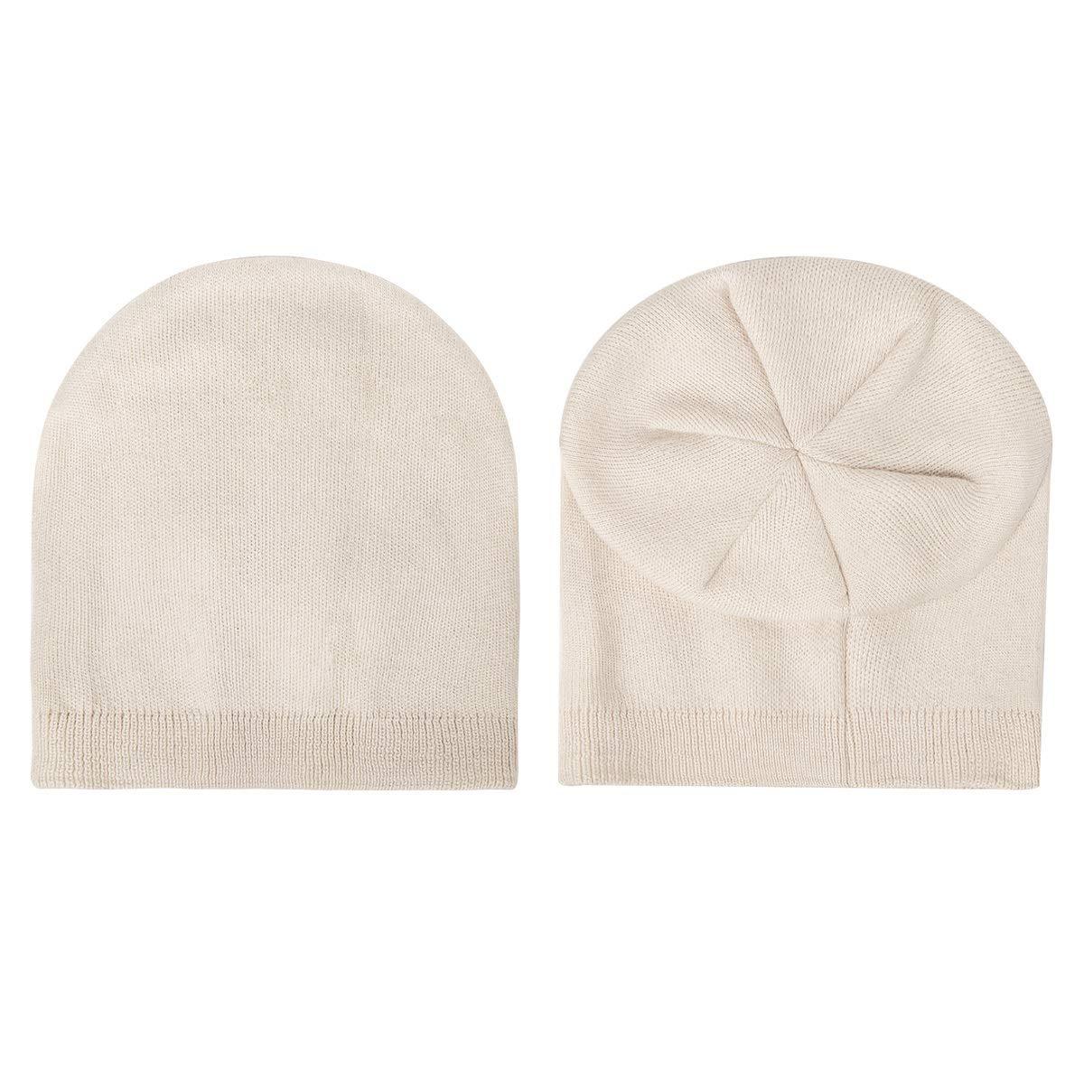 Winter Hats for Women yeabiu Soft Winter Beanies for Women Watch Cap Knit Wool Hat for Winter Fall