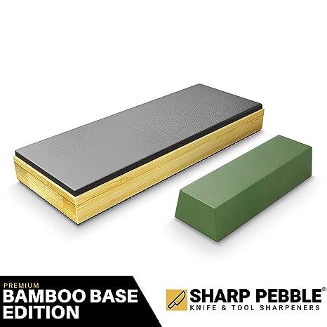 Amazon.com: Sharp Pebble Classic Piel Strop con base de ...
