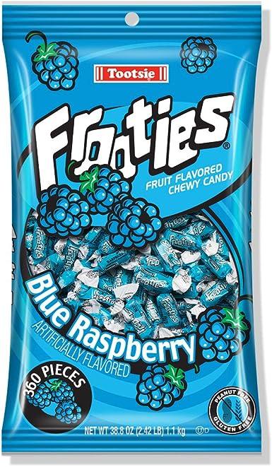 Frooties Blue Raspberry - 360 pack,38.8 OZ: Amazon.es ...