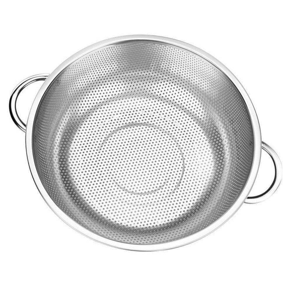 Cocina Cocina Cocinar Kitchen Herramientas equipo verduras Frutas Lavado Aguas Residuales Platillos bañera cesta Platos Drain Basket 22.5cm
