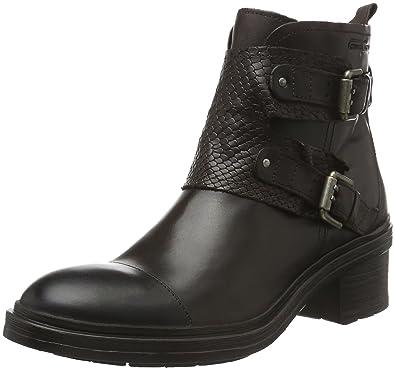 665300eed8f8b camel active Women s Rocket Heel 72 Biker Boots  Amazon.co.uk  Shoes ...