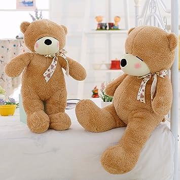 "Vercart 15 pulgadas 15 ""marrón gigante oso de peluche Peluche Animal De Peluche Juguetes"