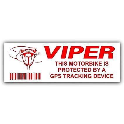 5 x VIPER GPS rastreo dispositivo motocicleta alarma ...