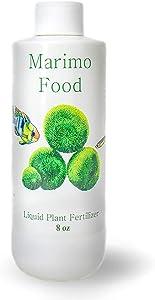 Aquatic Arts Marimo Moss Ball Food / Freshwater Plant Fertilizer |Aquarium / Terrarium Kit Accessories for Live Plants |Liquid Doser for Jar / Bowl, 8 oz