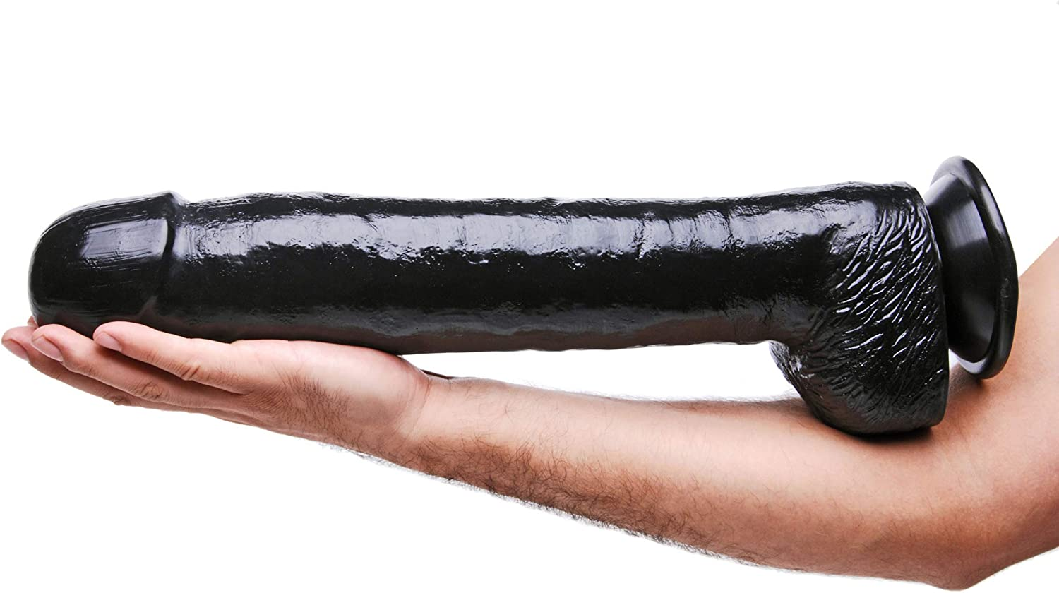 Master Cock, The 16.25 Inch Colossus Dildo