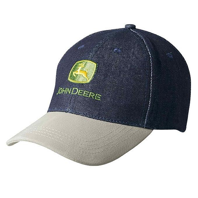 Gorra Farmer Cap John Deere gris yVPck