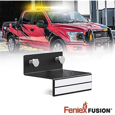 Feniex Fusion Series Lightstick Brackets (Window Mount): Automotive