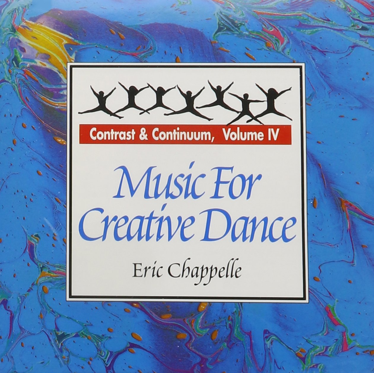 Music for Creative Dance: Contrast & Continuum 4