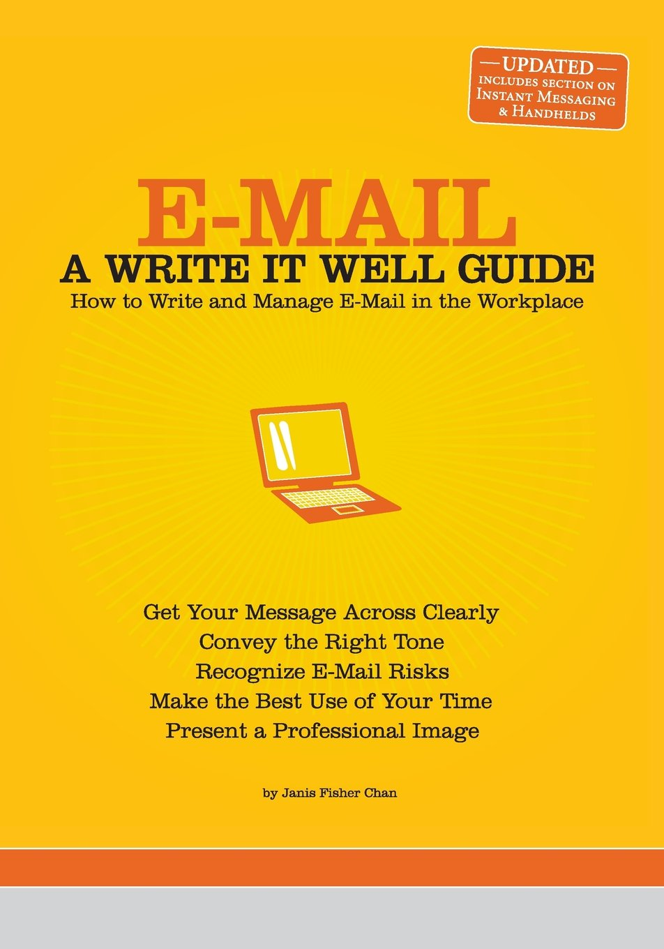 Amazon e mail a write it well guide 9780963745590 janis amazon e mail a write it well guide 9780963745590 janis fisher chan books altavistaventures Images