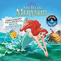 Disney The Little Mermaid: Movie Storybook /