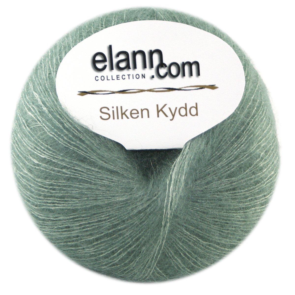 elann Silken KYDD Yarn | 5 Ball Bag | Forest Mist-20