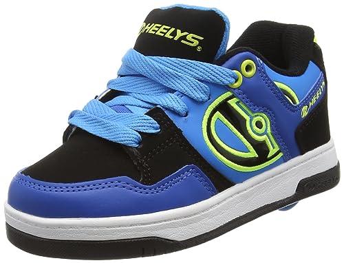 HEELYS Flow 770608 - Zapatos 1 Rueda para niños: Amazon.es: Zapatos y complementos