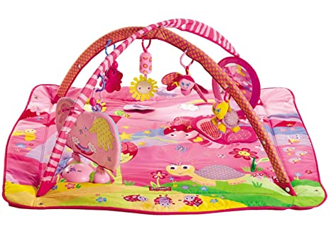 Tiny Love Tapis D Eveil Gymini Princesse Tiny Amazon Fr Bebes