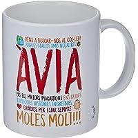 Mopec G900.2.2 Taza cerámica Avia, Porcelana