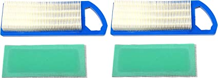 Garden Lawn Mower Air Pre Filter Set Parts Fit for 698083 697153 697014 795115