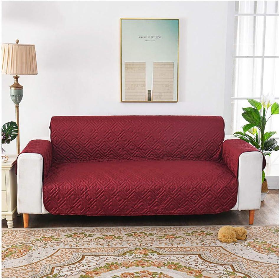 GODGETS Wasserdicht Sesselschoner Schonbezug Sesselschutz Schutzbezug in toller Qualit/ät Sessel Schoner Sofabezug Sofaschonbezug Sofa /Überwurf Sofa /Überdecke,Beige 1,1 Sitzer