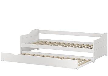 Erst Holz Sofabett Doppelbett Bettgestell 90x200 Einzelbett Bett