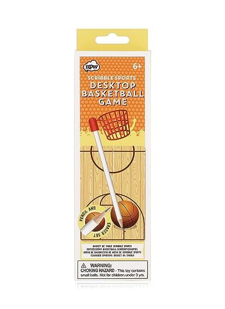 Mesa Baloncesto lápices: Amazon.es: Oficina y papelería