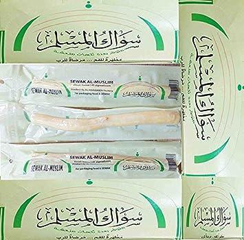 Sewak Miswak siwak - Cepillo de dientes de hierbas naturales