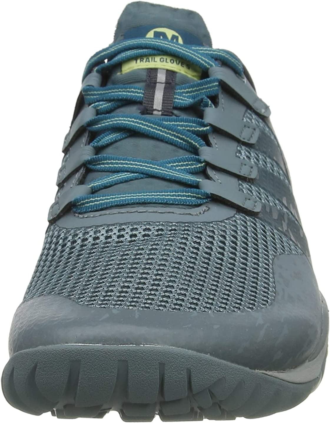 Merrell Trail Glove 5, Chaussures De Fitness Homme Vert Trooper