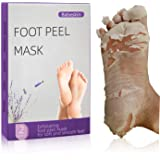 Foot Peel Mask,Babeskin Foot Mask 4 Pieces Of Foot Peel Mask, Exfoliant For Soft Feet In 1-2 Weeks, Exfoliating Booties For P