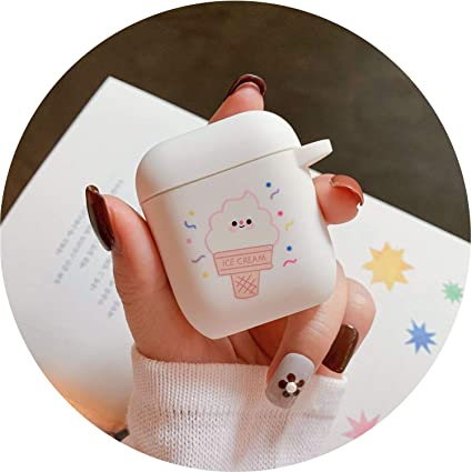Amazon.com Cute Animal Print Case for airpods Cover