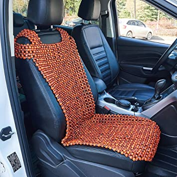 Xljh Car Styling African Rose Bead Masaje del Asiento ...