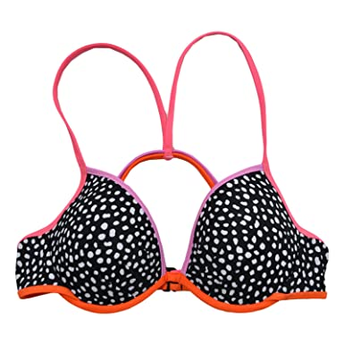 632073822add6 Victoria's Secret The Fabulous Padded Swim Top