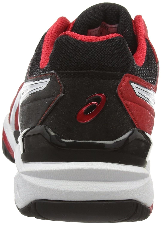 Gel De Resolución 6 Asics Zapatillas De Tenis De Los Hombres - De Color Rojo Fuego cji5d